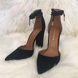 New shoe republic block heel